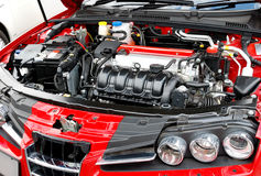 Free Car Engine Stock Image - 13592541