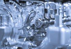 Car engine Stock Image