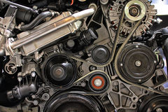 Free Car Engine Stock Images - 21987304