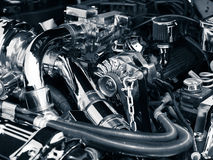 Car engine Royalty Free Stock Image