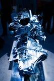 Car Engine. Unleashed Power Royalty Free Stock Image