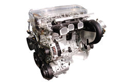 Free Car Engine Royalty Free Stock Photo - 7542825