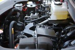 Car Engine Bay Stock Photography