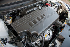 Car engine Stock Image