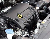 Car engine close up Stock Image