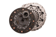 Car engine clutch Stock Photos