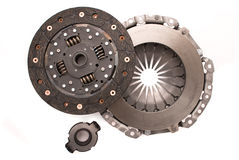 Car engine clutch Stock Image