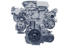 Car engine. royalty free stock photography