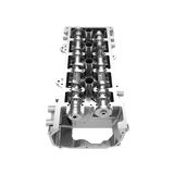 Car engine cylinder head Royalty Free Stock Images