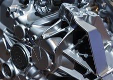 Car engine detail Royalty Free Stock Image