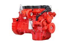 Car engine isolated. Image of Car engine isolated royalty free stock photo