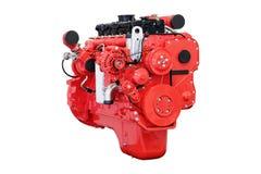 Car engine isolated. Image of Car engine isolated royalty free stock images