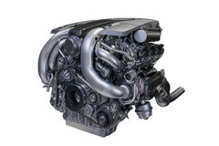 Car engine Stock Images