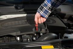 Car engine maintenance Royalty Free Stock Photography