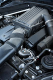 A car engine Royalty Free Stock Image