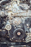 Car engine part Stock Image