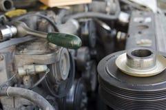 Car Engine Repair Royalty Free Stock Images