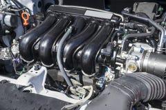 Car Engine Under the Hood #2 Stock Photos