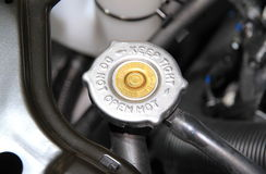 Car Engine Valve Royalty Free Stock Photos