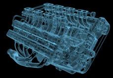 Car engine Stock Photography