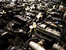 Car engines Stock Image