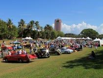 Car event at boca raton resort 3 Stock Photos