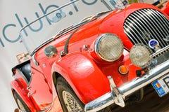 Car exhibition at Bucharest Classic Car Show Stock Photos