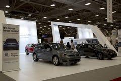 Car exhibition in Dallas 2017. Nice car exhibition in Dallas springtime 2017, TX USA Stock Image