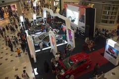 Car Exhibiton Royalty Free Stock Image
