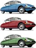 car fashioned french old Στοκ Εικόνα
