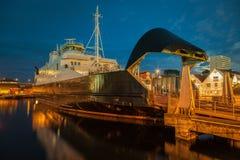 Free Car Ferry Boat Royalty Free Stock Photos - 54356638