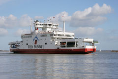 Car ferry at Cowes Royalty Free Stock Photo