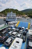 Car ferry Stock Photo