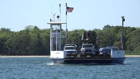 Car Ferry, Ferryboat, Automobile Transport Stock Photography