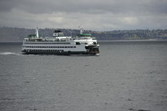 Car Ferry near Seattle Royalty Free Stock Photography
