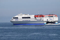 Car ferry Stock Photo