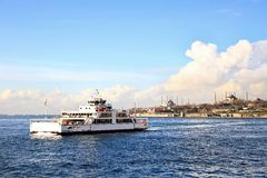 Car ferryboat Stock Photos