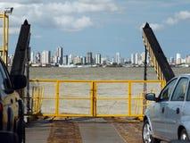 Car ferryboat Royalty Free Stock Photos
