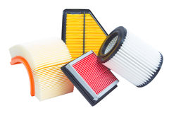 car filters Stock Photography