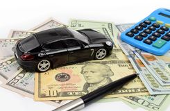 Car Finance USA stock photos