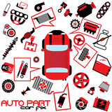 Car fix Royalty Free Stock Images