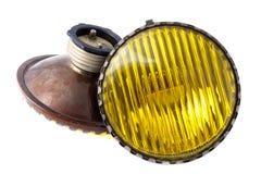 Car fog lights Stock Images