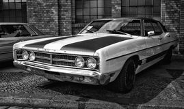 Car Ford Galaxie 500 Stock Photography