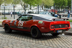Car Ford Mustang Mach 1 Stock Image