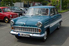Car Ford Taunus 12M Royalty Free Stock Image