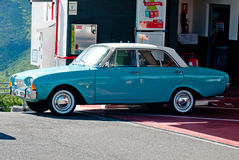Car, Ford Taunus Stock Images