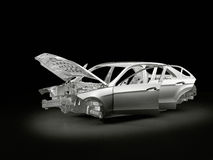 Car frame Stock Images