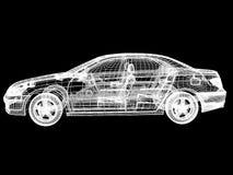 Car framework Stock Image