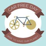 Car Free Day Royalty Free Stock Image