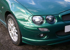 Car front Stock Photography